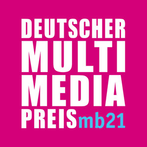 Deutscher Multimediapreis mb21 © Medienkulturzentrum Dresden e.V.
