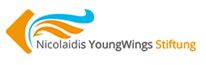 Logo YoungWings © Nicolaidis YoungWings Stiftung