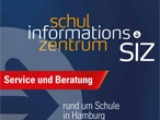 Flyer vom SIZ - Schulinformationszentrum © FHH