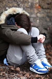 trauriges Kind © Peter Atkins / Fotolia.com